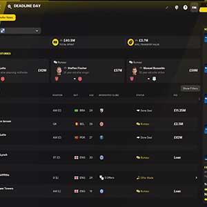 Football Manager 2022 Jour De L'échéance