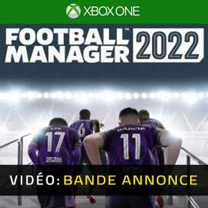 Football Manager 2022 Xbox One Bande-annonce Vidéo