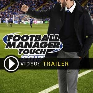 Acheter Football Manager Touch 2017 Clé Cd Comparateur Prix