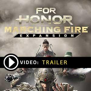 Acheter For Honor Marching Fire Expansion Clé CD Comparateur Prix