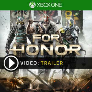For Honor Xbox One en boîte ou à télécharger