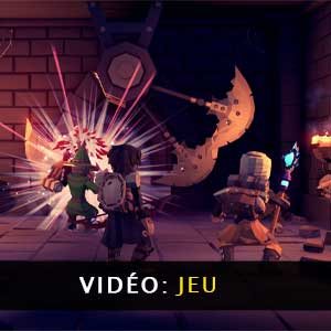 For The King Vidéo de gameplay