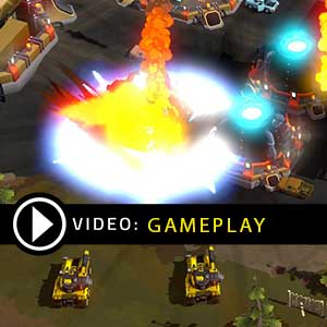 Forged Battalion Gameplay Video
