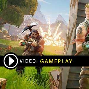 Fortnite Deep Freeze Bundle Gameplay Video