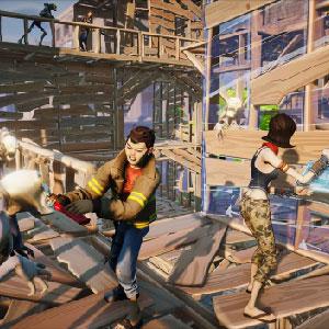 Fortnite - Gameplay