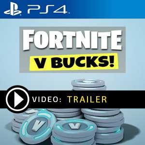 Acheter Fortnite V-Bucks PS4 Comparateur Prix