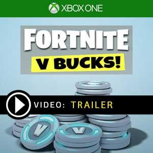 Acheter Fortnite V-Bucks Xbox One Comparateur Prix
