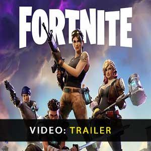 Fortnite Vidéo de la bande annonce