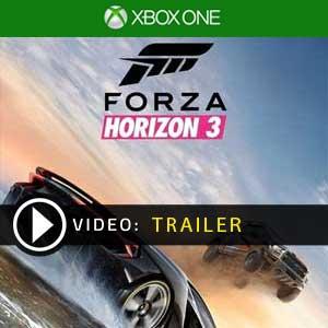 Forza Horizon 3 Xbox One en boîte ou à télécharger
