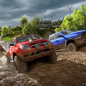 Forza Horizon 4 Boue