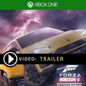Forza Horizon 4 Fortune Island Xbox One en boîte ou à télécharger