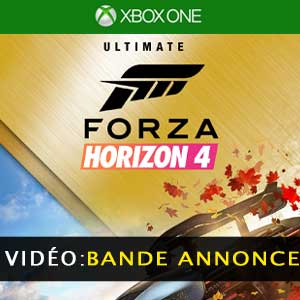 Forza Horizon 4 Ultimate Add-Ons Bundle Xbox One Bande-annonce vidéo