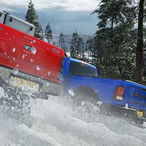 Forza Horizon 4 Pickup Trucks