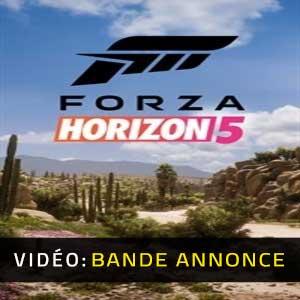 Forza Horizon 5 Bande-annonce Vidéo