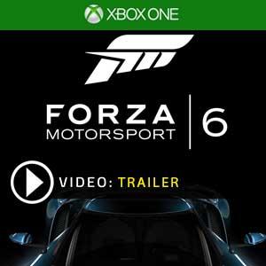 Forza Motorsport 6 Xbox One en boîte ou à télécharger