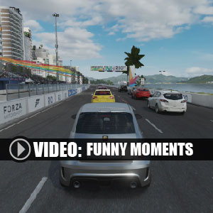 Forza Motorsport 7 Moments marrants