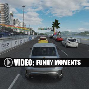 Forza Motorsport 7 Moments marrants