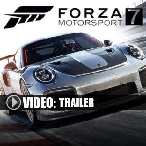 Acheter Forza Motorsport 7 Clé Cd Comparateur Prix