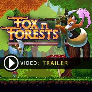 Acheter FOX n FORESTS Clé CD Comparateur Prix