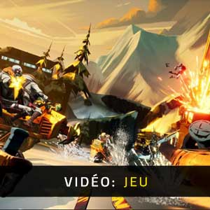 Fracked Vidéo De Gameplay