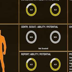 La modélisation détaillée des joueurs