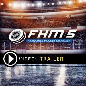 Acheter Franchise Hockey Manager 5 Clé CD Comparateur Prix