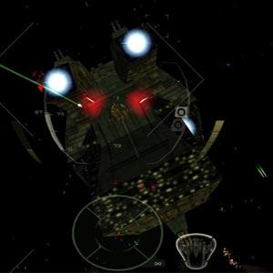 Freespace 2 - Navire de guerre