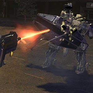 Front Mission Evolved Combat