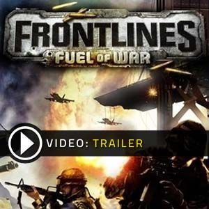 Acheter Frontlines Fuel of War Cle Cd Comparateur Prix