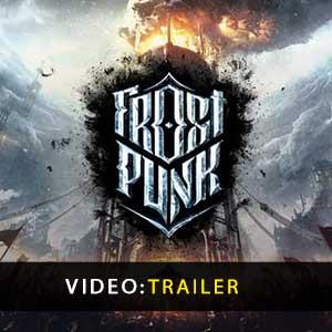 Vidéo de la bande-annonce de Frostpunk