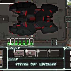FTL Faster Than Light Spaceship System