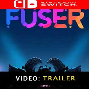 Vidéo de la bande annonce de FUSER