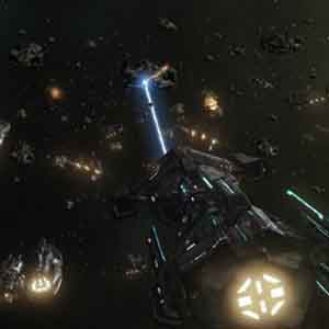 Galactic Civilizations 3 Starship Combat