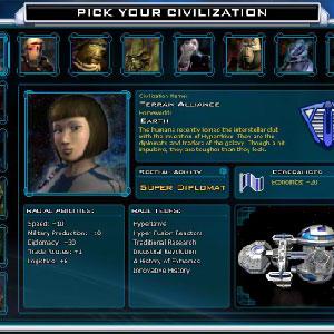 Galactic Civilizations 2 Image du jeu