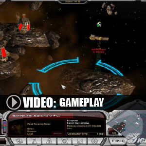 Galactic Civilizations 2 Gameplay Video