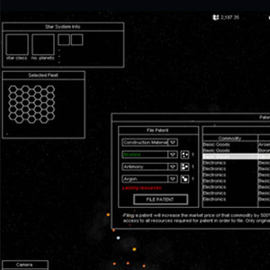 Galaxy Union Conquête de l'Espace - Contrôles du Jeu