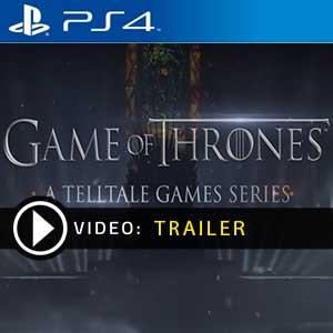 Game of Thrones A Telltale Games Series PS4 en boîte ou à télécharger