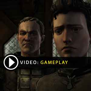 Game of Thrones A Telltale Games PS4 Series Gameplay Video