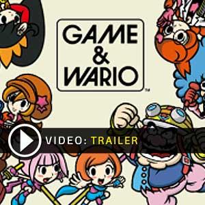 Game Wario Nintendo Wii U en boîte ou à télécharger