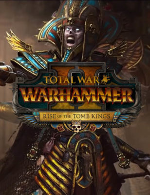 Regardez une vidéo du gameplay de Total War Warhammer 2 Rise of the Tomb Kings