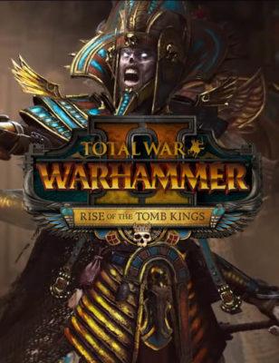 Regardez une vidéo du gameplay de Total War Warhammer 2 Rise of the Tomb Kings