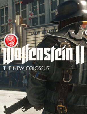 À voir : la vidéo du gameplay de Wolfenstein 2 The New Colossus ! 30 minutes de pure action !