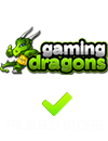 Gamingdragons Avis, Notation et Coupons promotionnels