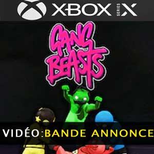Gang Beasts Xbox Series X Bande-annonce Vidéo