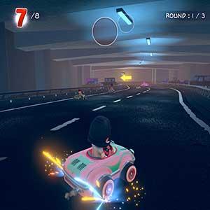 Acheter Garfield Kart Furious Racing Nintendo Switch comparateur prix