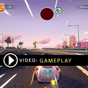 Garfield Kart Furious Racing Gameplay Video