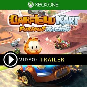 Garfield Kart Furious Racing Xbox One Prices Digital or Box Edition