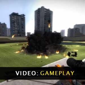 Vidéo du gameplay de Garrys Mod