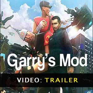 Vidéo de la bande-annonce de Garrys Mod