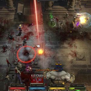 Gauntlet Gameplay